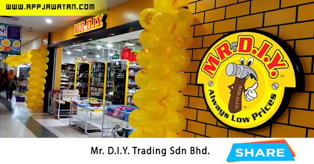Mr. D.I.Y. Trading Sdn Bhd.