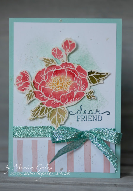 Stampin'Up! Card by Monica Gale
