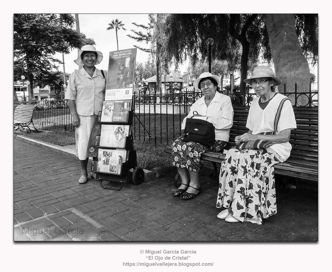 Surco Viejo - Lima (Perú) - Elegancia y Simpatía.