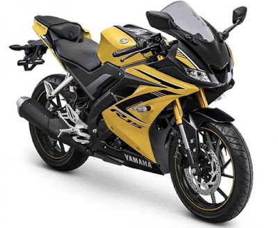 Motor Malaysia Yamaha YZF R15 2018 Harga RM11,9888