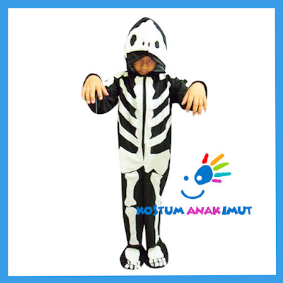 Kostum Tengkorak