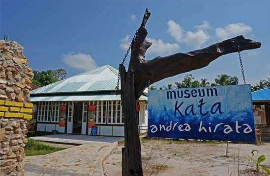 Museum Laskar Pelangi Belitung, destinasi belitung, wisata belitung, museum belitung