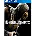 Jogo PS4 Mortal Kombat X mídia digital PSN