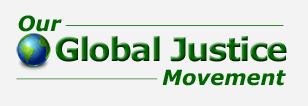 THE Global Justice Movement Website