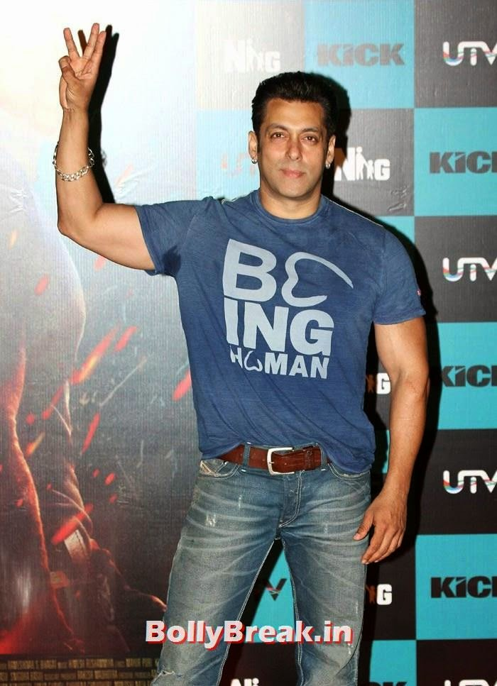 Salman Khan, Salman Khan & Jacqueline Fernandez Launch 'Jumme ki Raat' Song of Kick
