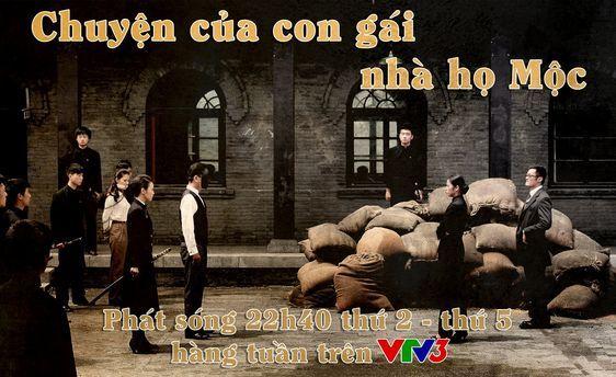 Chuyện Con Gái Nhà Họ Mộc - VTV3