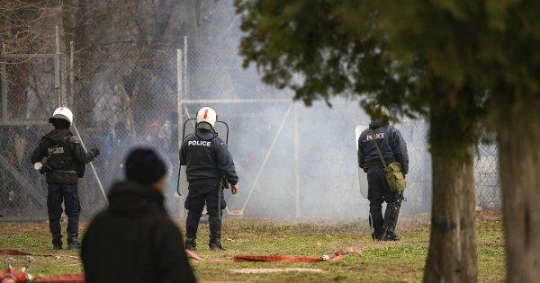 Η νεολαία ελληνόφωνων ΣΥΡΙΖΑ για την κατάσταση στον Έβρο : «Δέχονται επίθεση από την ελληνική αστυνομία»