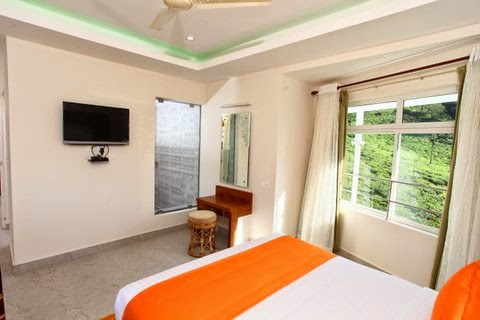 rooms of munnar monsoon grande, monsoon grand chithirapuram