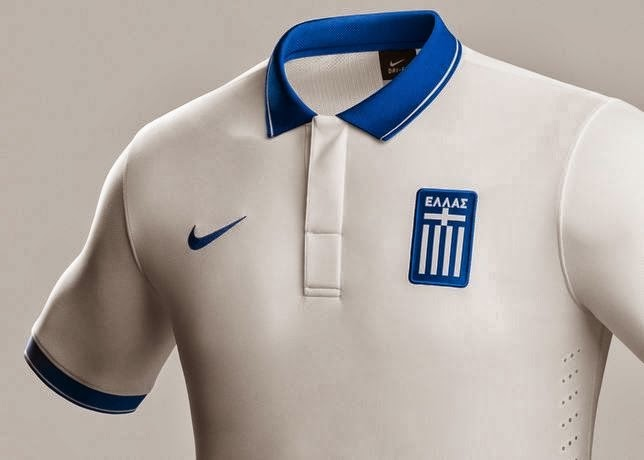low priced 9dbb0 0ab4a Pro Soccer: Nike Unveils Greece National Team Kits