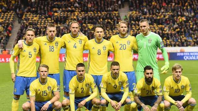 Swedia Piala Dunia 2018