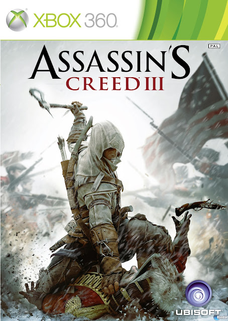 Assassin's Creed III - Xbox360 - Portada