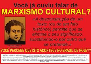 Marxismo Cultural: A estratégia primária da Esquerda Ocidental