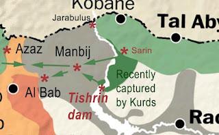 manbij region syria