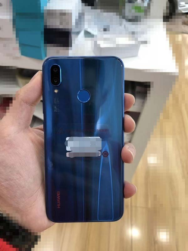 huawei-p20-lite-appear-in-blue-color-image-leaked