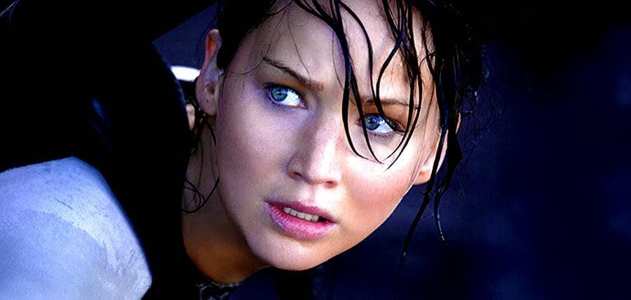 Katniss în The Hunger Games: Catching Fire