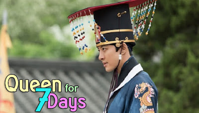 Drama Korea Queen For Seven Days