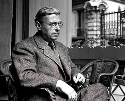 Sartre em 1950