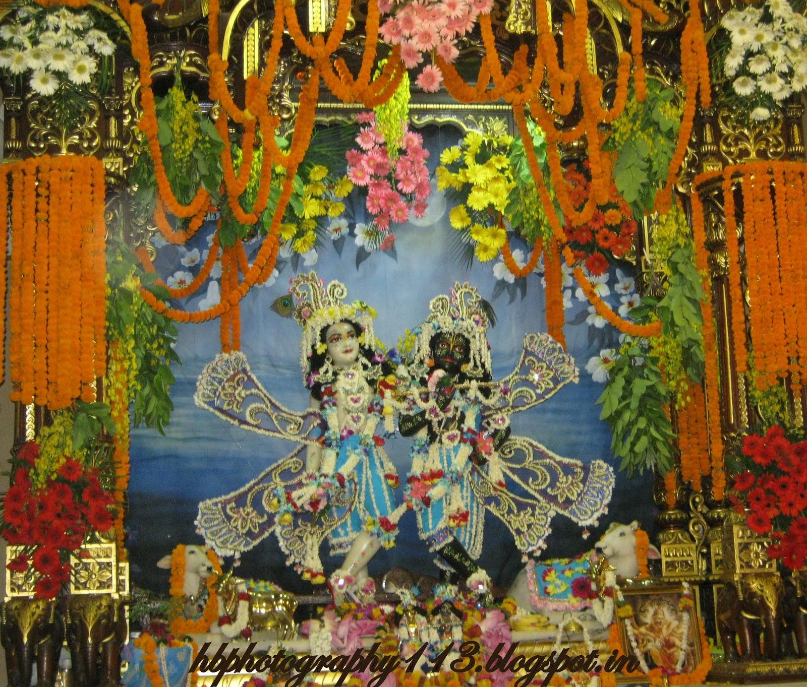 The Eternal Love of Krishna  Temples of Mathura Vrindavan : Bliss