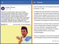 Kyai Nu Jombang Bicara Perihal Sosok Ustad Abdul Somad, Beda Banget Dengan Yang Disampaikan Zuhairi