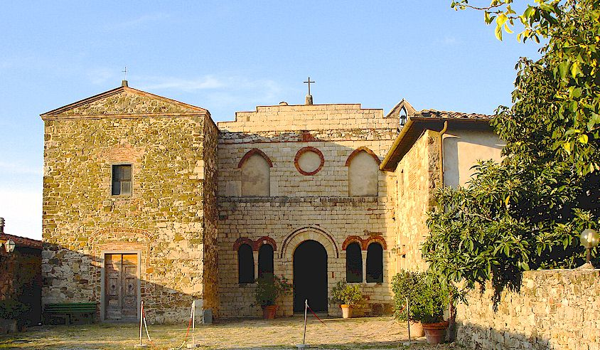 Romanesque Parish Churches of Chianti