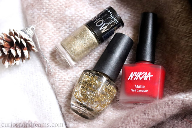 Festive Makeup Essentials, Christmas Makeup Essentials, New Year Makeup Essentials