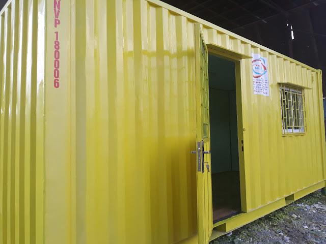 Container Văn Phòng, Container Kho Tại KCN Đại Đăng, Bình Dương