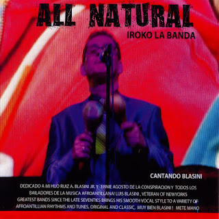 ALL NATURAL - IROKO LA BANDA & LUIS BLASINI (2014)