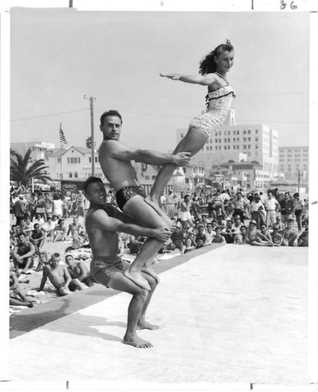 1000  images about Muscle Beach on Pinterest | Dean o'gorman ...
