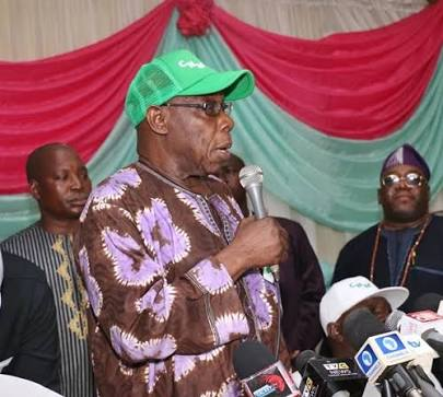 Obasanjo's Coalition For Nigeria Begins Talks With Labour Party