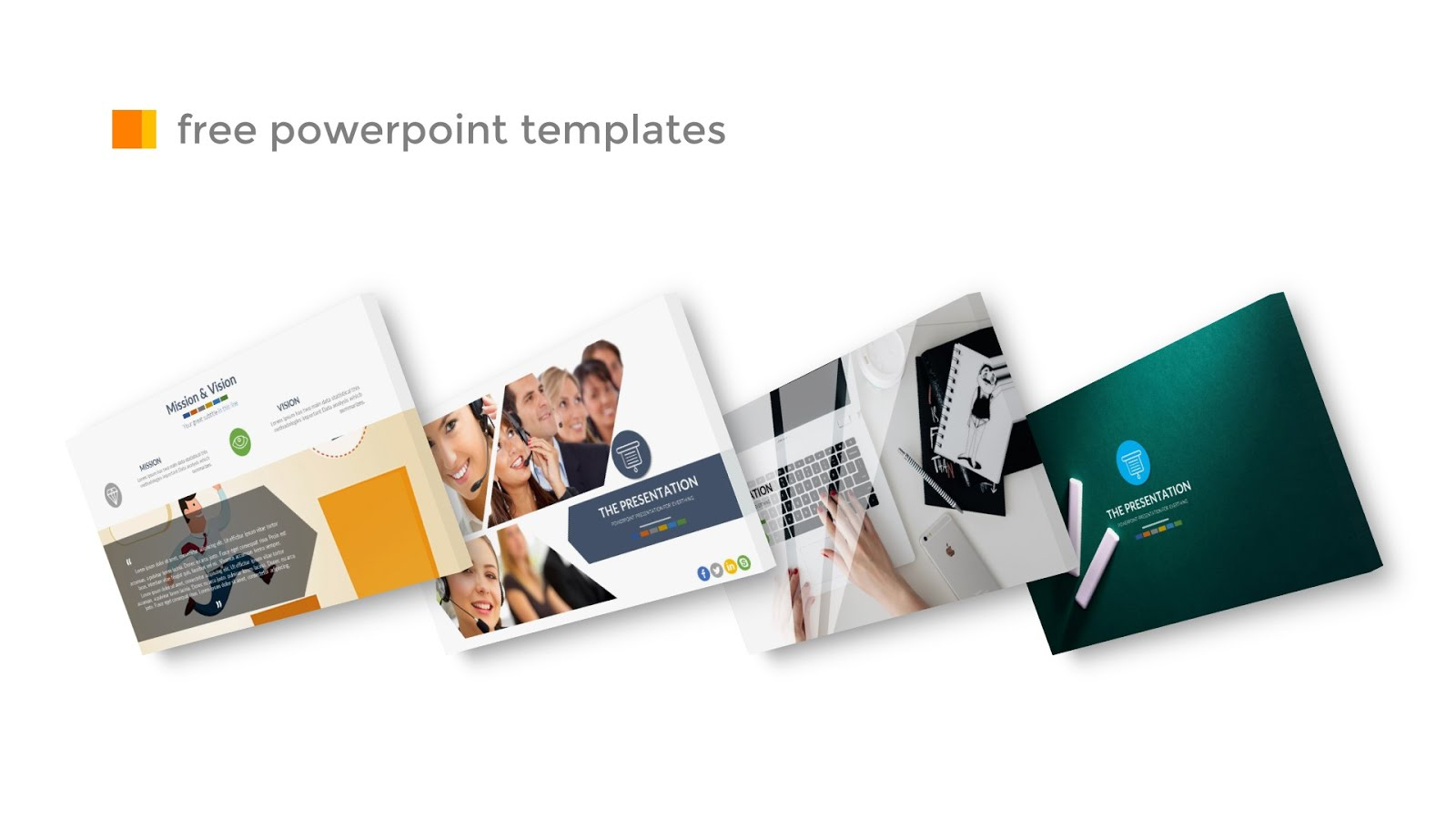 slides powerpoint for business presentation
