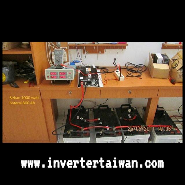 Aki untuk inverter 1000 Watt