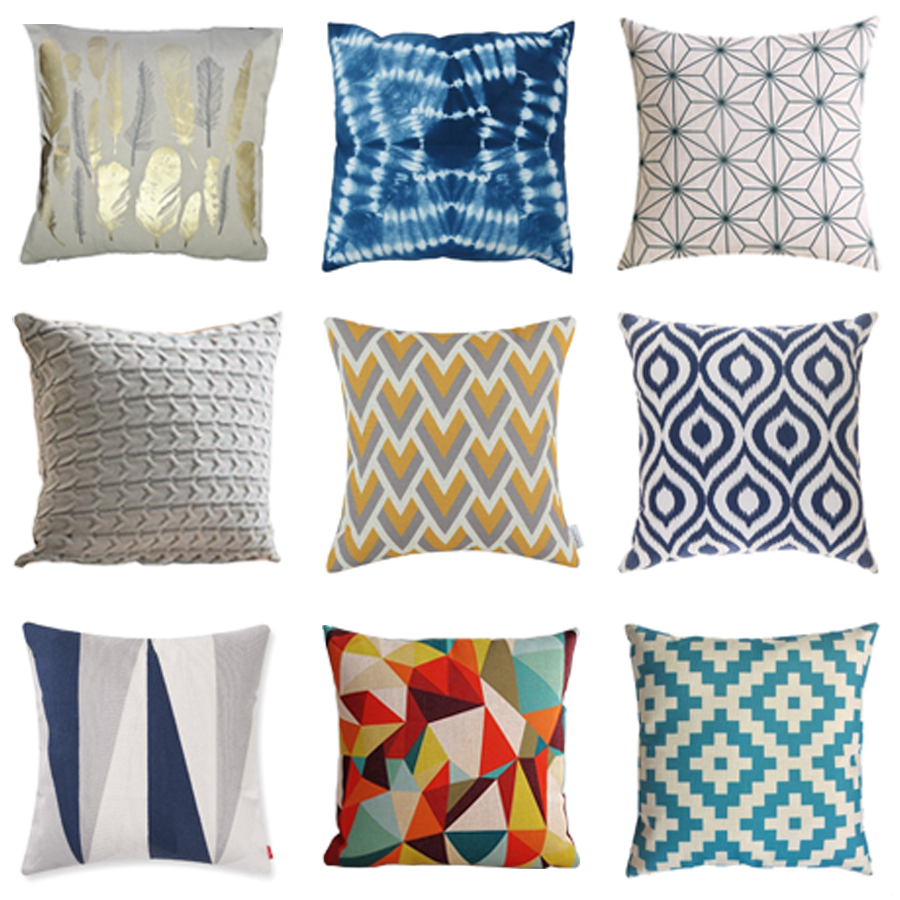 Throw Pillows In Ghana : CeciBean: 30+ Inexpensive Throw Pillows