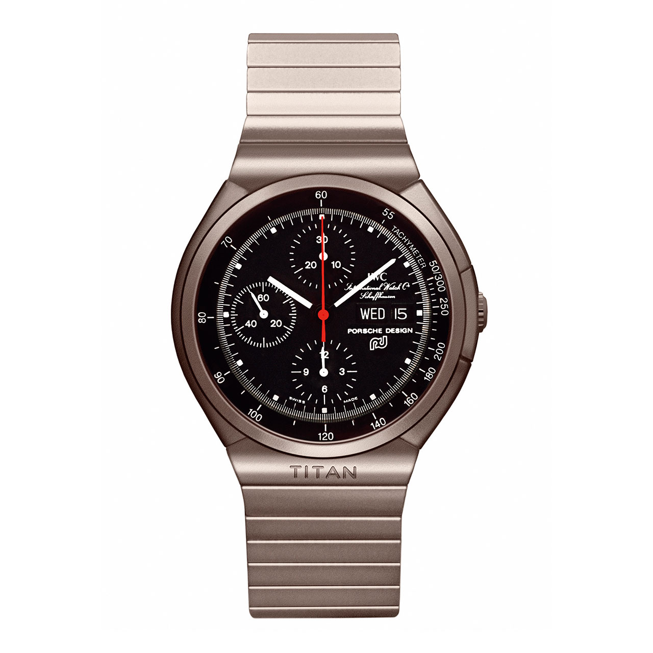 timepieces made by Porsche Design