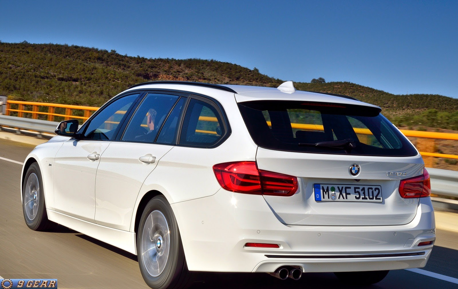 New Bmw 3 Series Sports Wagon Car Reviews New Car