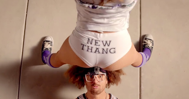 Video: Redfoo - New Thang