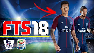 FTS 18 Deluxe Apk Data Full Neymar\