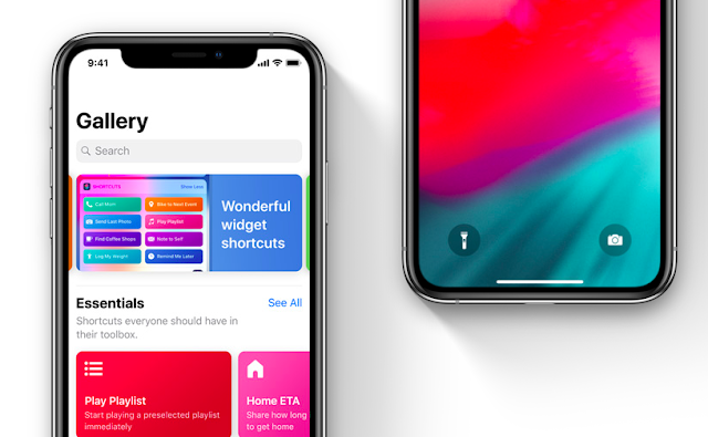 SIRI Shortcuts ios 12
