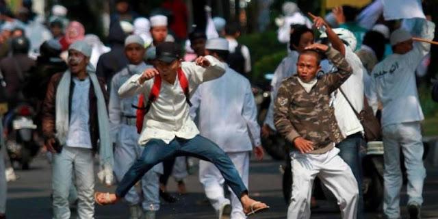 Mengungkap Hubungan Freeport dan Demo SARA yang Berkepanjangan