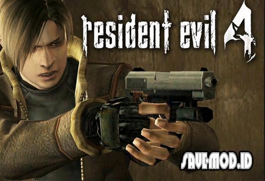 Resident Evil 4 MOD APK + Data OBB for Android Full Unlimited