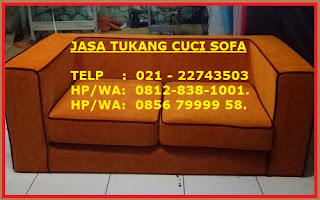 cuci sofa bintaro
