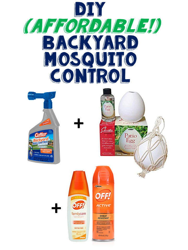 I Think This Spray Makes The Biggest Overall Difference In The Number Of  Mosquitoes In Our Yard   And Luckily, It Is Easy To Apply And Super  Affordable.