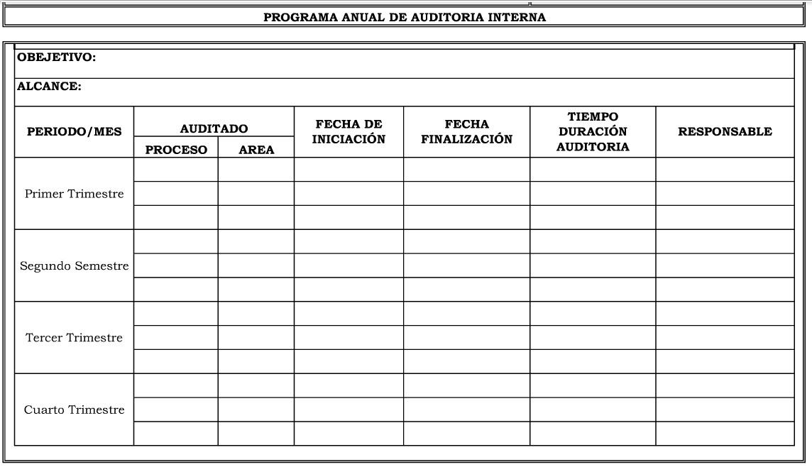 SIG Sistemas de Informacion Gerencial GUIA 9 AUDITORIA - formatos de informes gerenciales