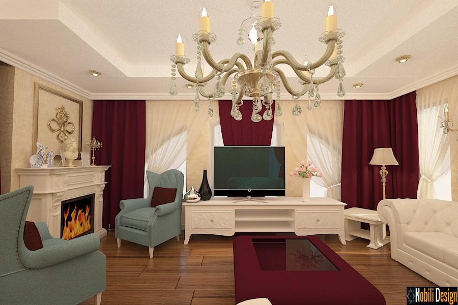 Design interior casa stil clasic Constanta - Amenajari interioare case clasice, Mangalia, Navodari, Medgidia, Cernavoda, Fetesti.