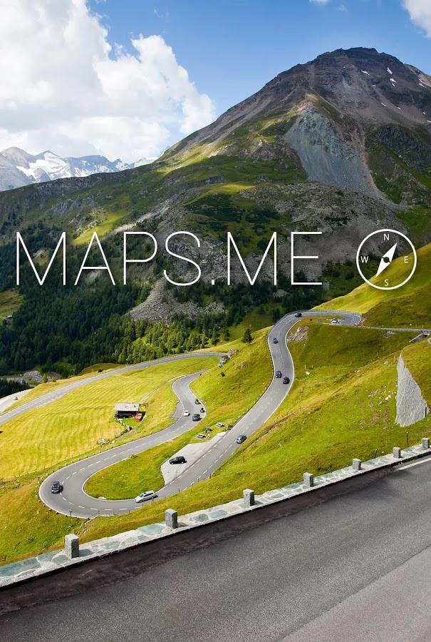 MAPS.ME –Offline Map & Routing v5.0-Google
