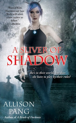 Allison Pang: A Sliver Of Shadow