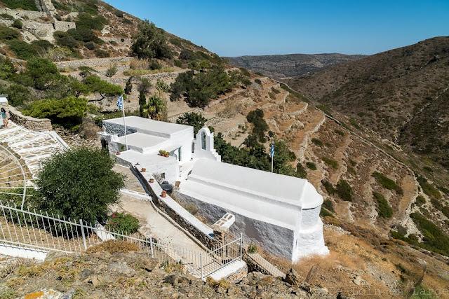Moni Agios Georgios Varsamitis-Amorgos-Cyclades