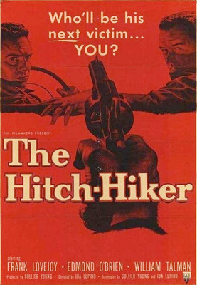 Poster - The Hitch-Hiker (1953)