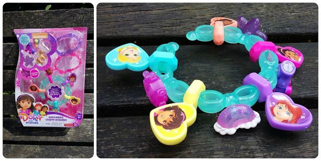 Dora and Friends Magic Charm Bracelet