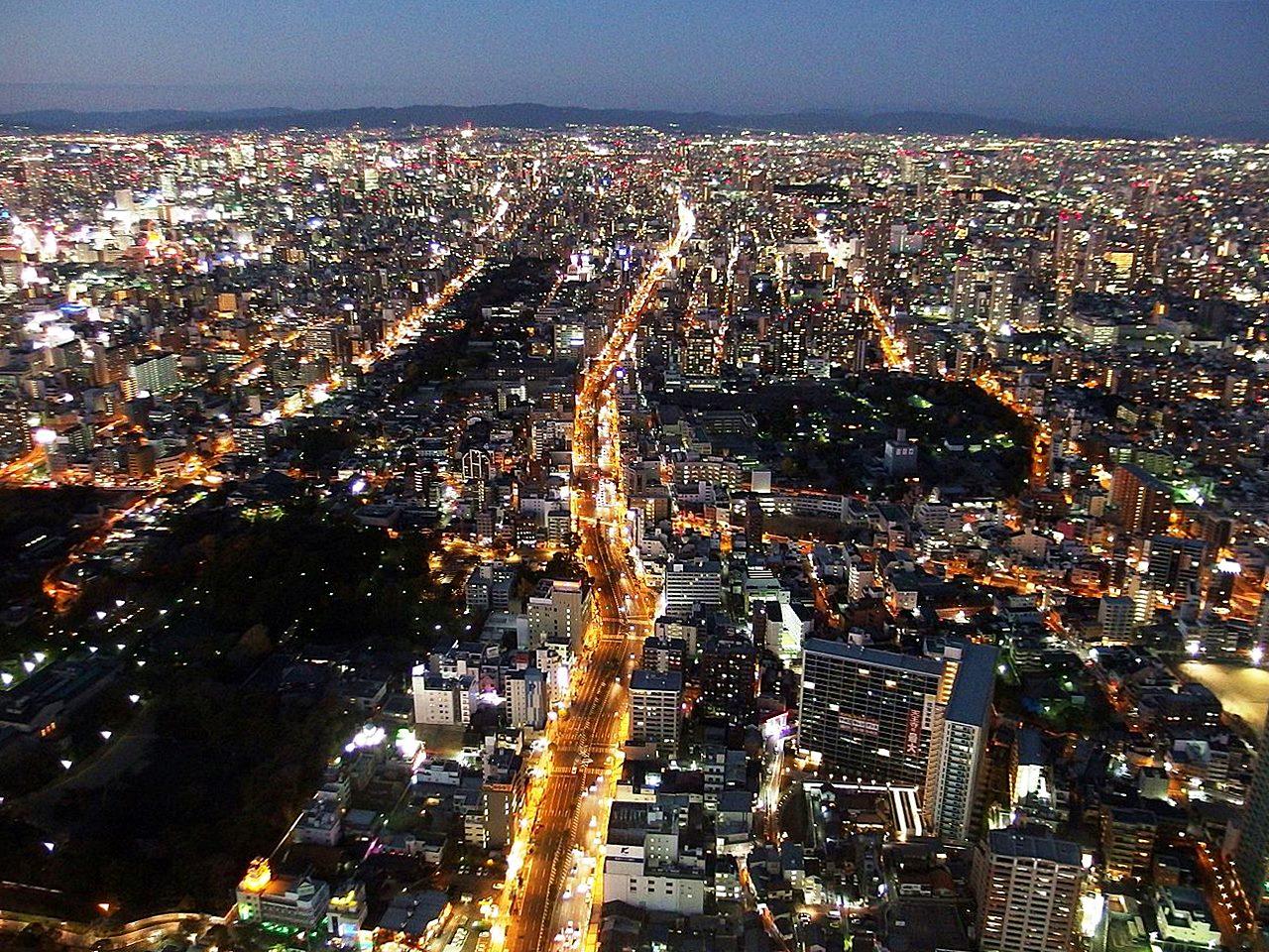 大阪-景點-推薦-阿倍野HARUKAS展望台-自由行-必遊-必去-旅遊-觀光-行程-日本-osaka-tourist-attraction-travel
