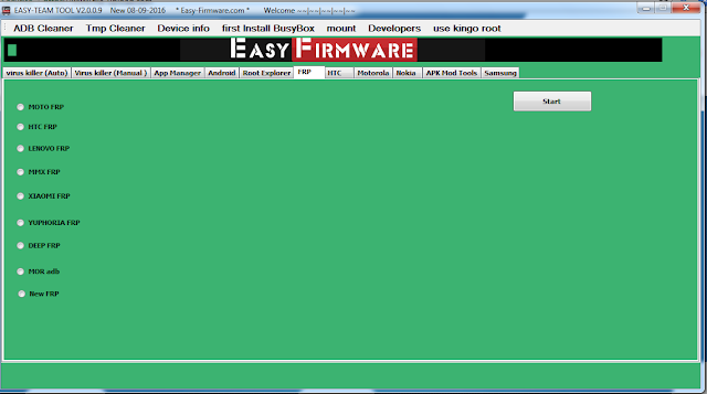 EASY-TEAM-TOOL 2.0.09 Easyteam